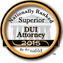 Nationally Ranked DUI Attorney